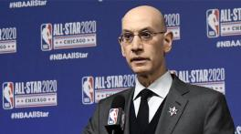 Around 96% of NBA players vaccinated against Covid-19: Silver