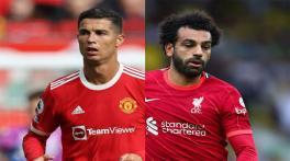 Ronaldo, Salah to go head to head as Man United face Liverpool