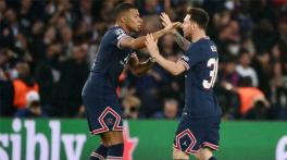 Messi set to have first experience of French Classico encounter