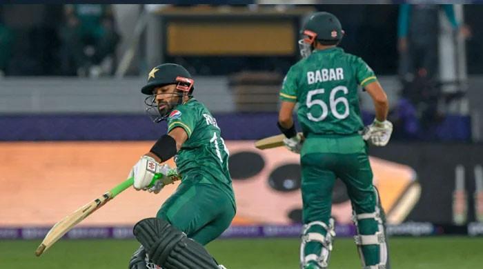 Pakistan vs India T20: Mohammad Rizwan, Babar Azam break partnership record in historic triumph