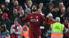 Salah scores hat-trick as Liverpool sweeps Man United 5-0
