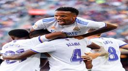 Real Madrid piles on Barca's miseries, clinches El Classico contest 2-1