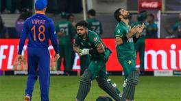 Proud to have made history against India: Babar Azam