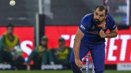BCCI tweets support for Mohammed Shami after online abuse
