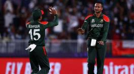 T20 World Cup: Shakib tops ICC's T20 all-rounder ranking