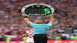 IFAB suggests to make five-substitutes rule in football permanent
