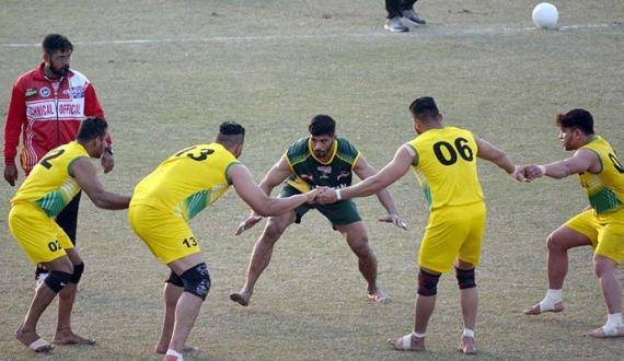Kabaddi World Cup Pakistan Australia ko hara kar Semi Final main
