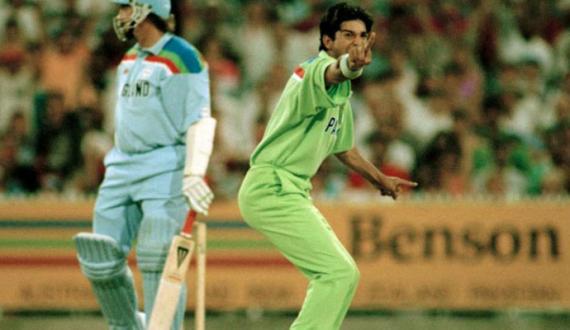 1992 world cup maloom hi na ha tha kay tareekh raqam kardi hai wasim akram