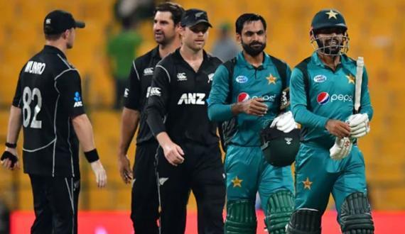 Pakistan ki Ireland ke khilaaf series multavi honay ka imkaan