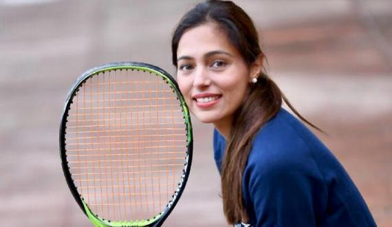 tennis star sarah mahboob wish to make dream pair with sania mirza