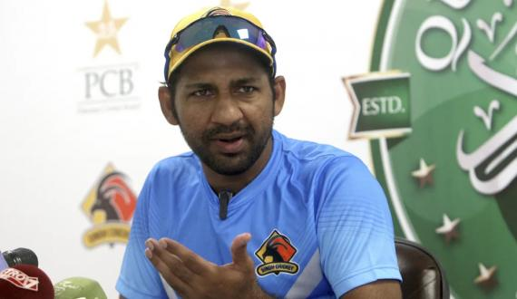 central contract category manai nahi hadaf team mai wapsi ha sarfaraz ahmed