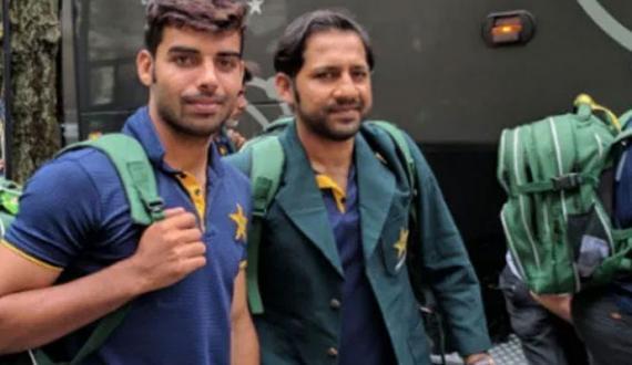 qomi cricket team 28 june ko private jahaz sae england jayegi