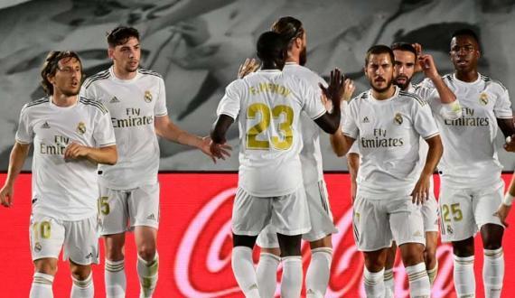 Spanish League Real Madrid ki ek bar phir top position