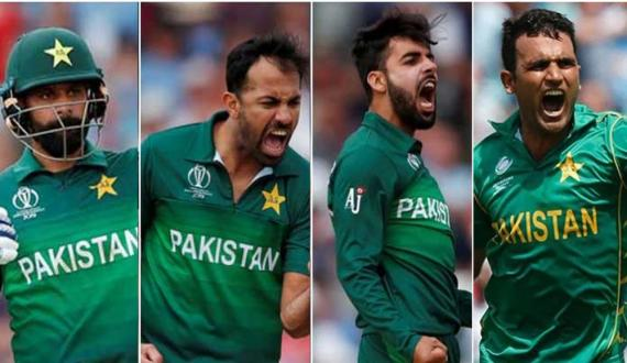 pakistan squad k mazeed 6 player england janay k liyay tayar