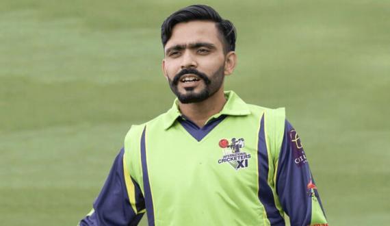 pakistan team ki kit pehnna aizaz ki baat hay