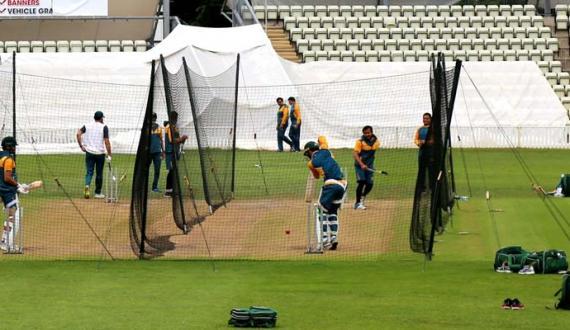 Pakistan team ek din aaram ke baad kal se phir practice kare gi