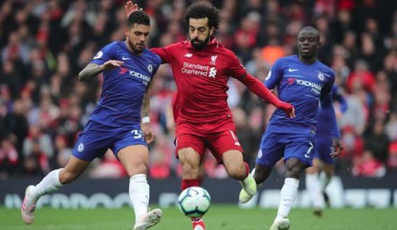 English Premier League Liverpool ne Chelsea ko out class kar diay