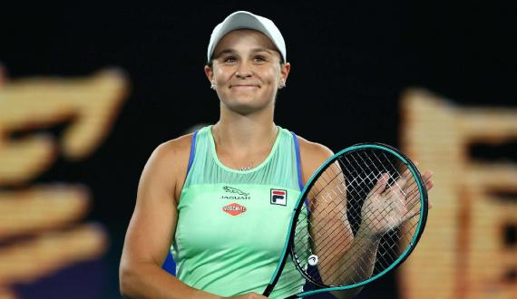 Ashleigh Barty ka US Open khelnay say inkar