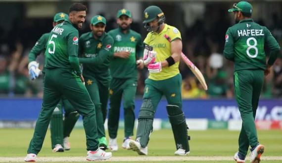 Pakistan cricket team ke daura junoobi africa ke imkaanat madoom