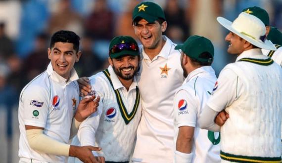pakistan team kal say southampton test ki tayariyon ka aghaz kary gi