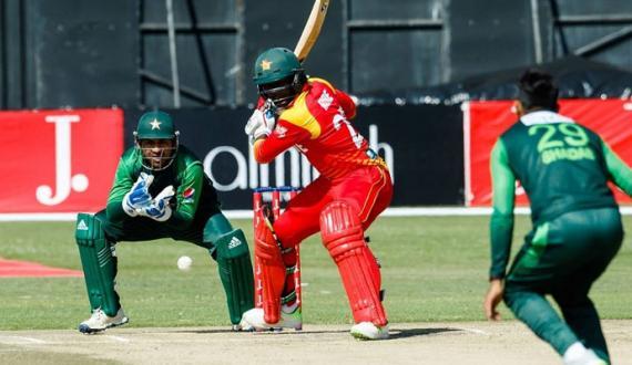 zimbabwean cricket team series kay tamam match multan aur pindi mein khelay gi