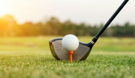 Golf Tournament 125 golfers main round mein pahunch gaey