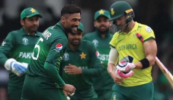 pakistan aur junubi africa kay match karachi mein kra sakty hein pcb