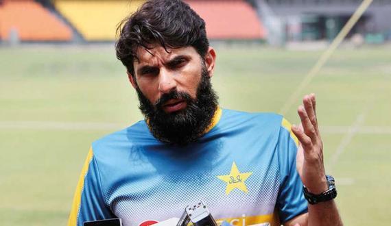 after one year ODI cricket ka aghaz apni sarzameen say karain gay misbah