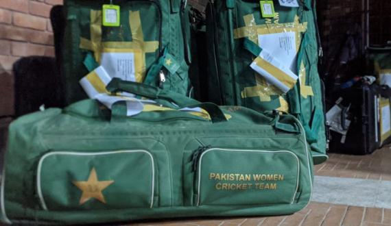 qomi khawateen cricketers ajj karachi pohanchy gi