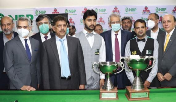 muhammad sajjad snooker trophy lay uray