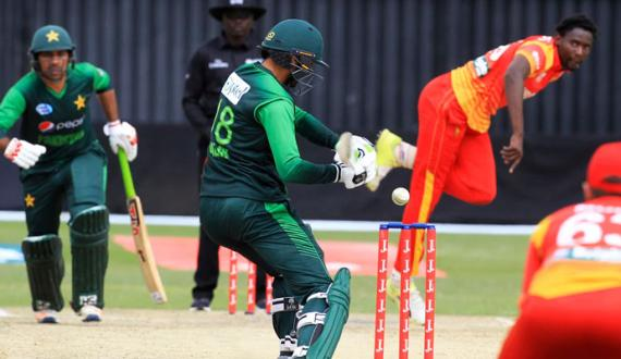 Pakistan Zimbabwe Series Matches Timetable Announced