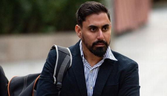 test cricketer Nasir Jamshed ko england sae jilawatan kiye janay ka imkan