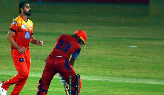 National T20 cup northern ko hara kar sindh semi final main