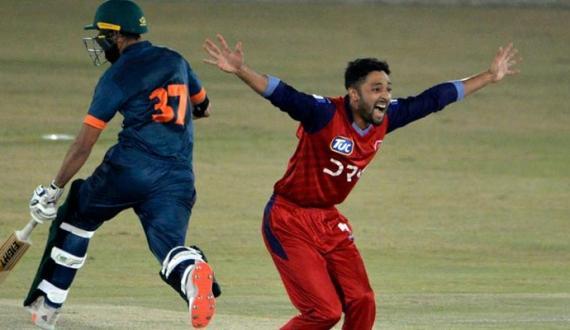 National T20 Northern ne Balochistan ko harakar top position yaqeeni banali
