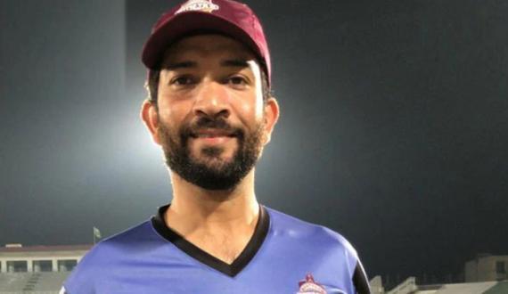 Sohaib maqsood and Aamer Yamin batting Southern punjab in Final Four