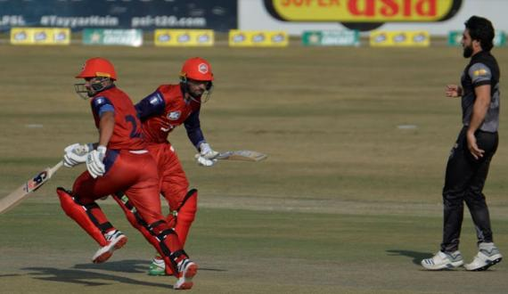 Northern nay apnay akhri league match mein kpk ko 11 runs sae hara dia
