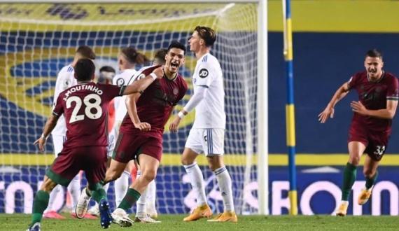 English Premier League Wolves ne Leeds United ko 1 0 se hara diya