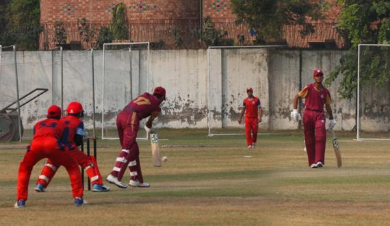 national under 19 one day championship main KP southern punjab sindh nay apne apne matches main kamiyab