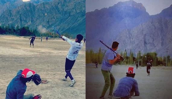 dunya ka buland tareen baseball maidan pakistan nay usa ko bhi pechay chor dia