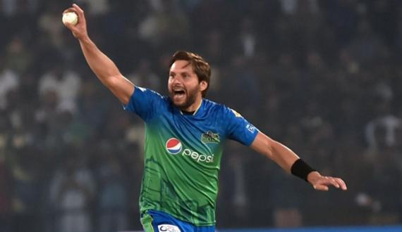 Shahid Afridi Ready For Play Again in psl