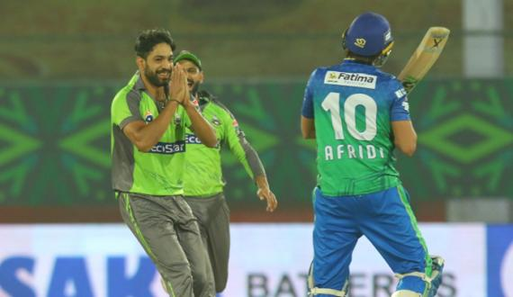 PSL5Lahore Qalanders in Final Multan lose the match by 25 Runs