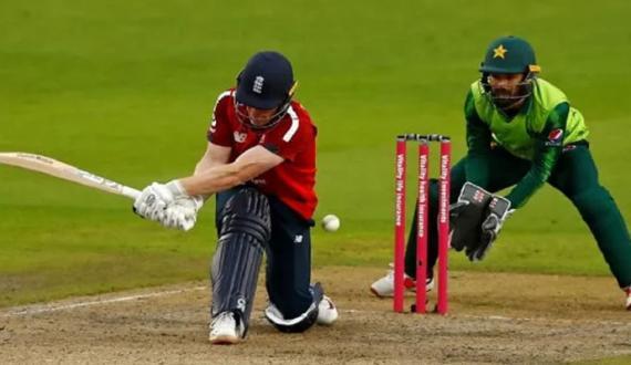 ainda baras pakistan mien masrof cricket seasson ki tawqu
