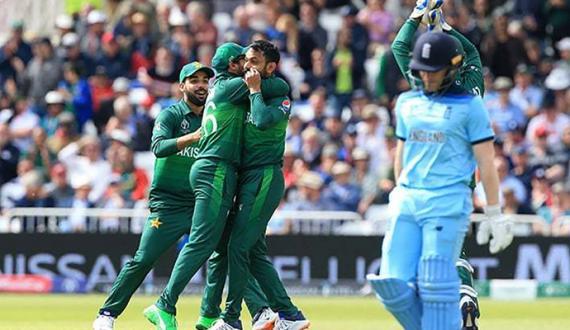 English Team Pakistan Tour postponed till last Year End
