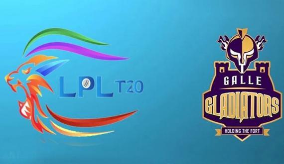 Lanka Premiere League Galle Gladiators ke Pakistani Khilari Columbo pahunch gaey