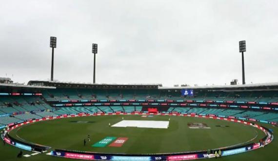 Sydney Cricket Ground mein crowd ki tadad mehdood ker di gai