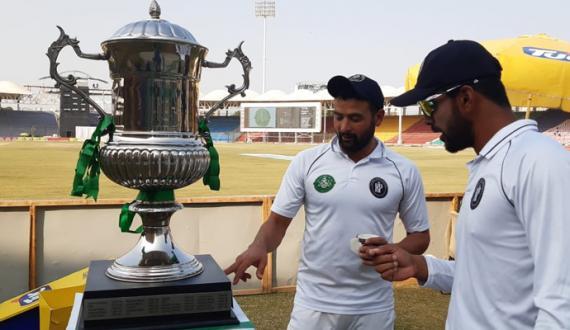 Quaid e Azam trophy ka final faisla kun marhalay mein daakhil