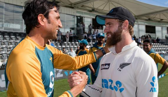 newzeland cricket board pakistan cricket team ka mashkor