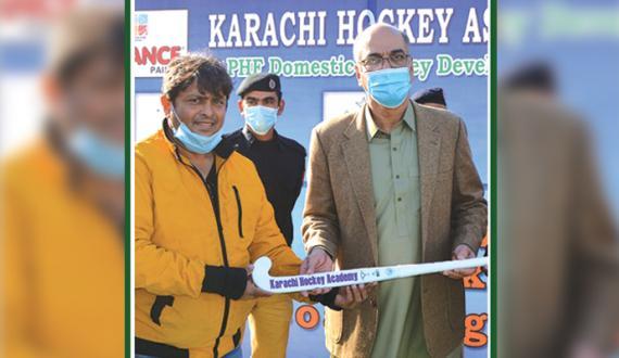 karachi mein hockey ka talent talash karnay ki kamyab koshish