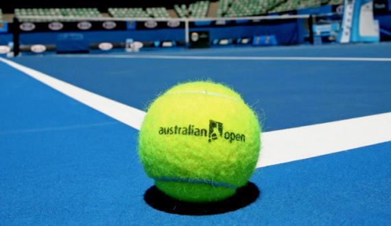 Australian Open tennis stars Adelaide pahunchna shuroo