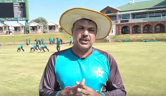 pakistan under 19 team ki west indies mai series khelnay ki khuwahish